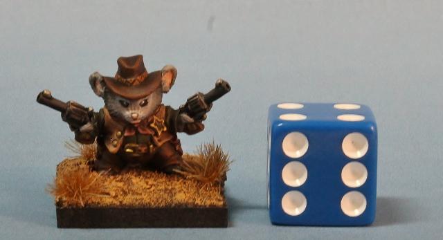 Reaper Miniatures Forum Autumn Miniature Exchange | liviasminiatures